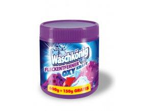 Waschkönig OXY Kraft Color - Odstraňovač skvrn pro barevné prádlo 750g