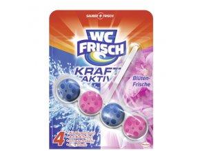 WC Frisch Kraft Aktiv WC blok s vůní čerstvých květin