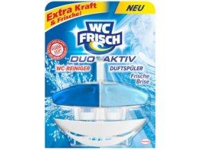 WC Frisch Duo Aktiv WC tekutý blok s vůní oceánu
