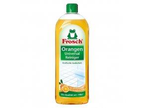 Frosch Univerzální čistič Pomeranč 750ml - BIO
