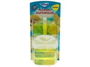 Minel WC Blok s vůní citronu 50ml + 2 náhradní náplně á 50ml