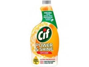 cif power shine napln do cisticiho spreje na kuchyne