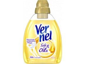 Vernel Soft & Oils Aviváž Zlatá 750ml