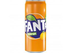 fanta orange 330ml
