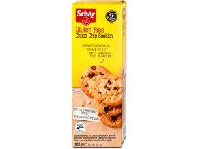 schar susenky bez lepku s kousky cokolady choco chip cookies