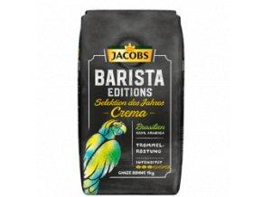jakobs barista crema brasilien prazena zrnkova kava 1 kg