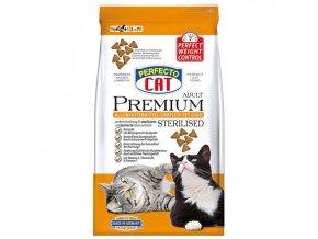perfecto cat premium 750g sterilised 13.002