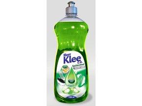 Klee Prostředek pro ruční mytí nádobí s vůní Zeleného Jablka 1l