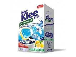 Klee Silver Line All in 1 Tablety do Myčky XXL 70ks