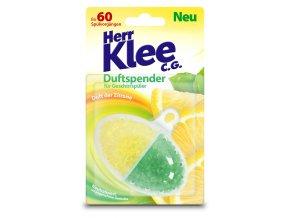 Klee Vůně do myčky se svěží vůní citronu