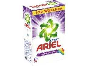 Ariel Color & Style Prášek na praní XXXXL 130 Pracích cyklů