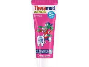 Theramed Junior Pasta na zuby pro děti s jahodovou příchutí 75ml