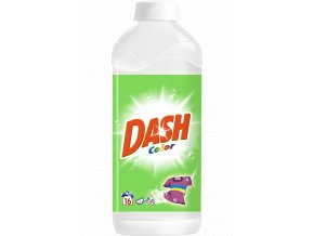 Dash Color Gel na praní 16 Pracích cyklů
