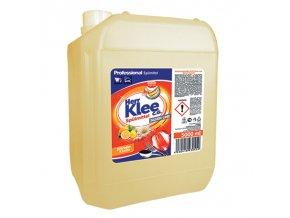 Klee Professional Prostředek pro ruční mytí nádobí s vůní Citronu a Heřmánku 5l