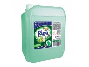 Klee Professional Prostředek pro ruční mytí nádobí s vůní Zeleného Jablka 5l