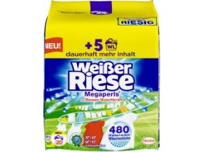 Weisser Riese Megaperls prášek 20 Pracích dávek