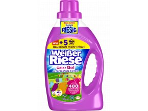 Weisser Riese Intensiv Color Gel na praní 20 Pracích cyklů