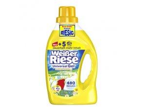 Weisser Riese Gel na praní s vůní léta 20 Pracích cyklů