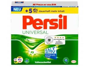 Persil Universal Prášek na praní bílého a barevného prádla 20 Pracích cyklů