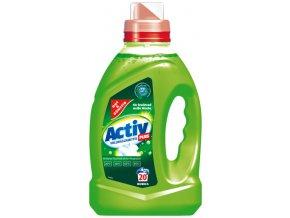 G&G Aktiv Plus gel na praní bílého a barevného prádla 20 pracích cyklů