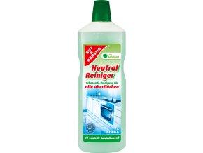 G&G pH Neutrální čistič na všechny povrchy s vůní jablka 1l