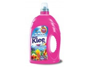 Klee Color Gel na praní barevného prádla 123 Pracích cyklů