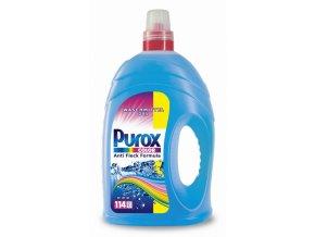 Purox Color Gel na praní barevného prádla 122 Pracích cyklů