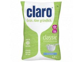 Claro Eco Classic čistící přášek do myčky 1,5kg - BIO