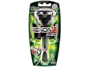 Elkos Men Xenon 6 Premium Holicí strojek se šesti břity