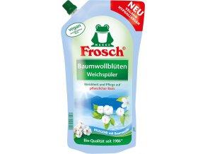 Frosch Hypoalergenní Aviváž Baumwollblütten 1l - BIO