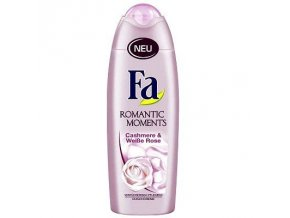Fa Sprchový gel 250ml Romantic Moments Cashmere & Weiße Rose