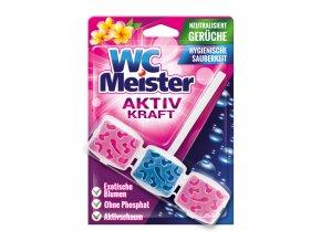 WC Meister zaveska do WC 45g vune exoticke kvety