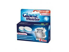 Glanz Meister cistic mycky v tabletach