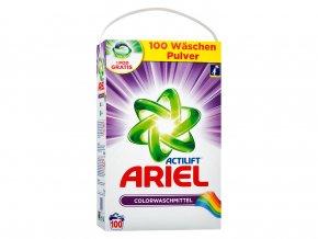 ariel pulver color 6 5 kg 100 wl zoom