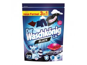 Washing capsules Der Waschkönig C.G. Colour 27 pieces 400x400