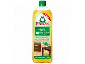 Frosch holz