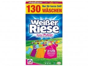 Weisser Riese Color Prášek na praní 130 Pracích cyklů