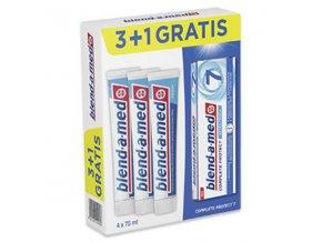 blend a med Zahncreme 3 1 Gratis jede 4x75 ml Packung xxl