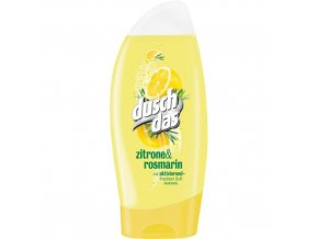 Duschdas Sprchový gel 250ml Citron a rozmarýn