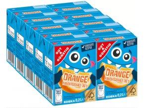 Orangesaftmalé