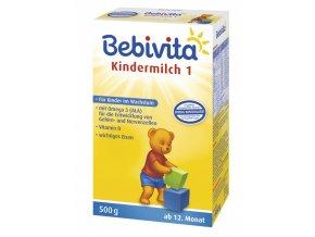 bebivita junior 1 pokracovaci kojenecke mleko od ukonceneho 11 mesice 500 g 2403