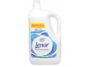Lenor Gel na praní Bílý Leknín XXXL 80 Pracích cyklů