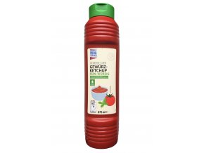 EDEKA Jemně kořeněný kečup 875ml