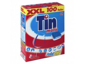 dishwashing tabs tinmatic 100 tabs