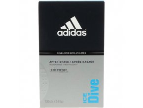 Adidas Ice Dive voda po holení 100ml