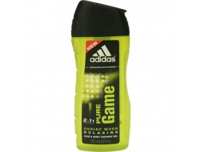 Adidas Sprchový gel 250ml 2in1 Pure Game