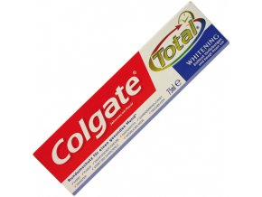 Colgate Zubní pasta 75ml Total Whitening