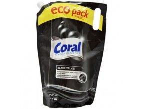 coral black velvet praci gel nahradni napln 25pd 15l nemecko