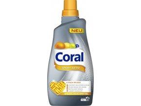 coral sport aktiv praci gel 15 l 20pd nemecko
