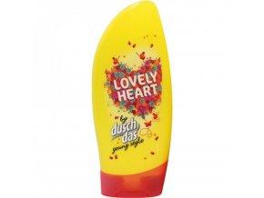 Duschdas Sprchový gel 250ml Lovely Heart